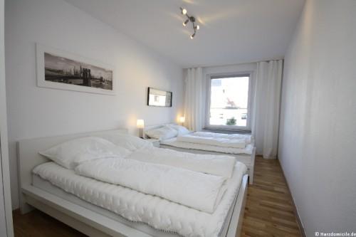 Schlafzimmer I (1. Ebene)