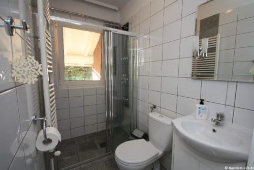 Badezimmer I (1. Ebene)