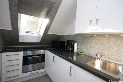 Küche 3 (3. Ebene) - Ferienhaus Jennie