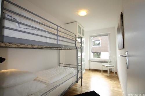 Schlafzimmer V (3. Ebene)