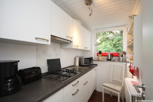 Küche – Ferienwohnung Alex