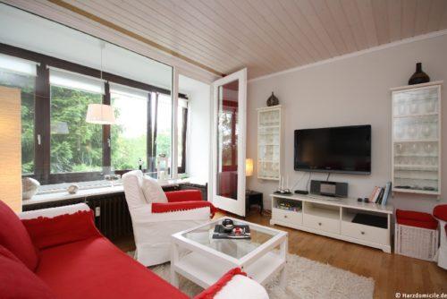 Wohn- /Essbereich – Ferienwohnung Alex