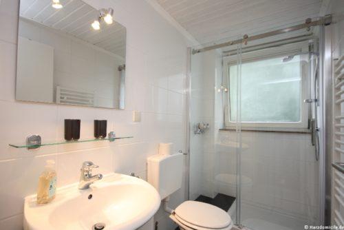 Badezimmer – Ferienwohnung Alex