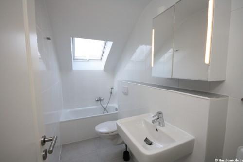 Badezimmer II (Obergeschoss)