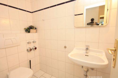 Gäste-WC – Ferienwohnung Christer