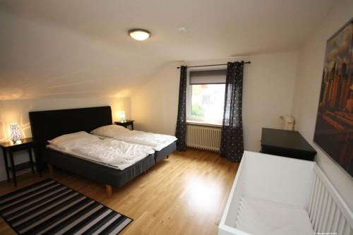 Schlafzimmer III – Ferienhaus Carl