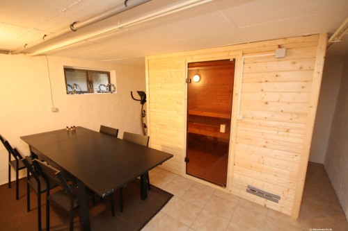 Sauna – Ferienhaus Carl