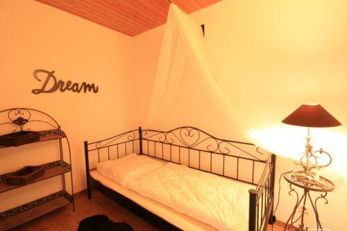Schlafzimmer 2 - Hütteberg-Alm