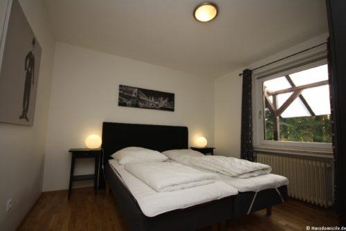Schlafzimmer IV (Erdgeschoss)