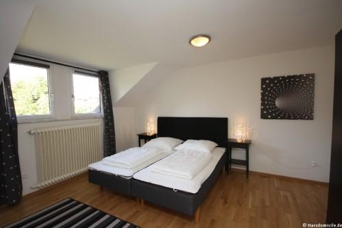 Schlafzimmer III (Obergeschoss)