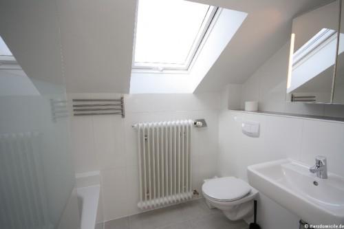 Badezimmer (Obergeschoss)