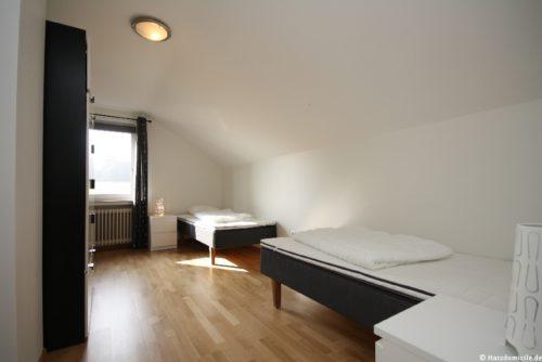 Schlafzimmer VII (Obergeschoss)
