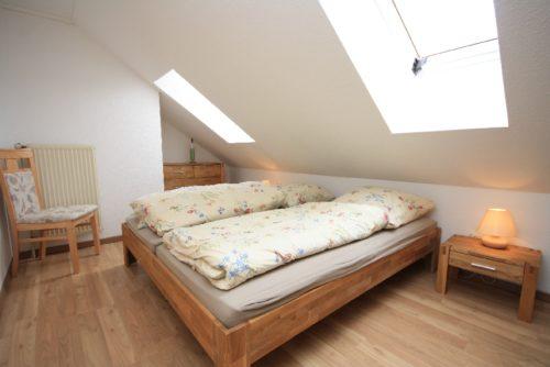 Schlafzimmer 1 - Ferienwohnung Maximilian