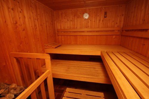 Sauna - Ferienwohnung Maximilian