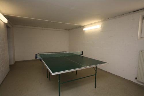 Tischtennisplatte in der Ferienanlage - Ferienwohnung Maximilian