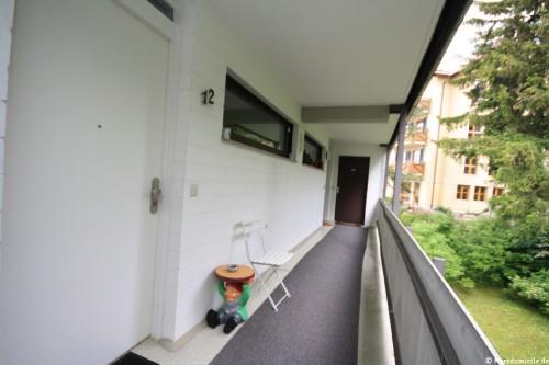 Eingang zur Ferienwohnung – Panorama Suite