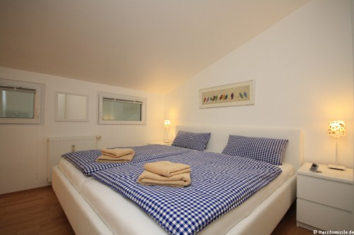 Schlafzimmer 2 – Panorama Suite