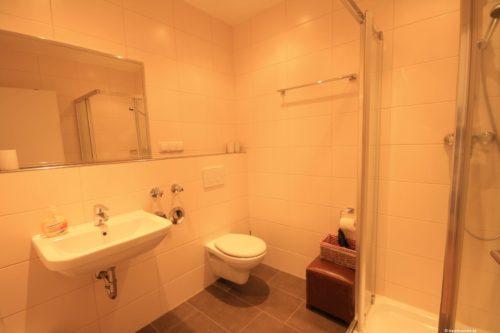 Badezimmer – Panorama Suite