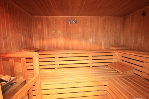 Sauna – Panorama Suite