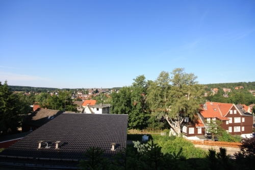 Blick von der Loggia – Panorama Suite