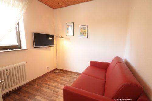 Schlafzimmer 2 – Suite Rübezahl