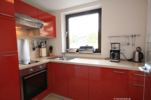 Küche – Suite Rübezahl