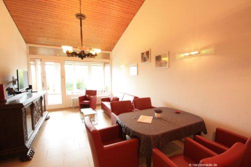 Wohn- /Essbereich – Suite Rübezahl