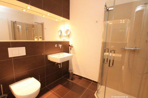 Badezimmer – Suite Rübezahl
