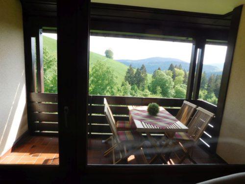 Balkon – Ferienwohnung am Glockenberg