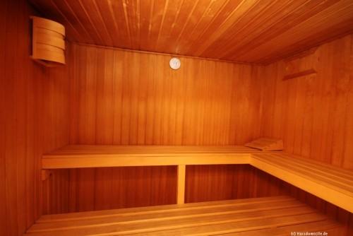 Sauna – Ferienwohnung Bergblick