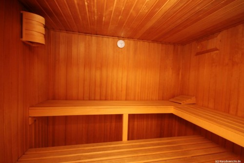Sauna – Ferienwohnung Bergblume