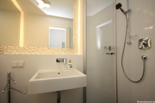 Badezimmer – Ferienwohnung Mauna Kea