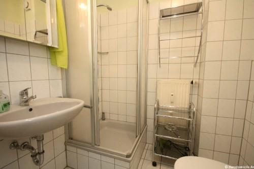 Badezimmer – Apartment an der Wurmbergseilbahn