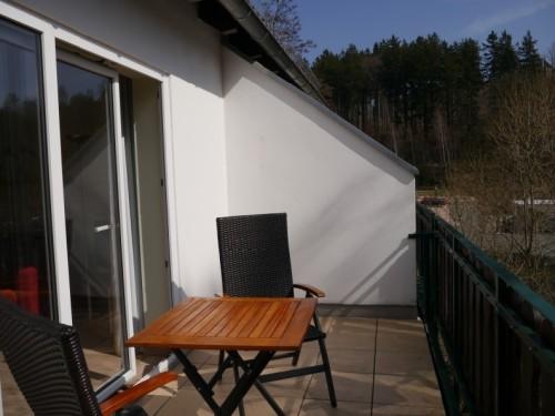 Balkon – Apartment an der Wurmbergseilbahn