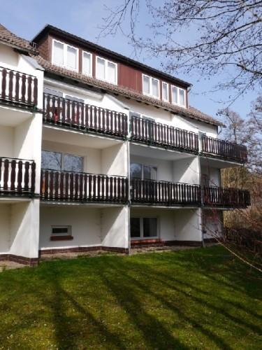Außenansicht – Apartment an der Wurmbergseilbahn