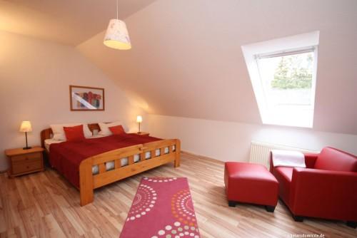Schlafzimmer – Ferienwohnung an der Wurmbergseilbahn