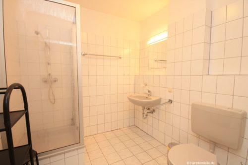Badezimmer – Ferienwohnung an der Wurmbergseilbahn