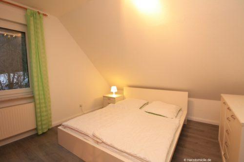 Schlafzimmer 2 – Ferienhaus Huckla