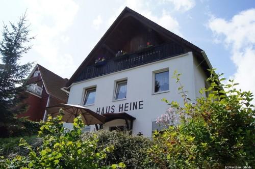 Außenansicht – Gruppenhaus Heine