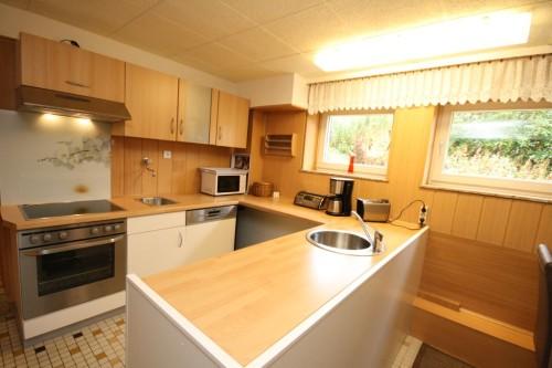 Küche (1. Ebene) – Gruppenhaus Heine
