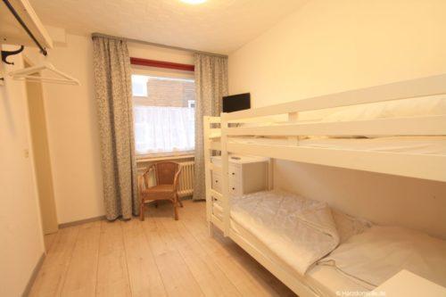 Schlafzimmer 2 (2. Ebene) - Gruppenhaus Heine