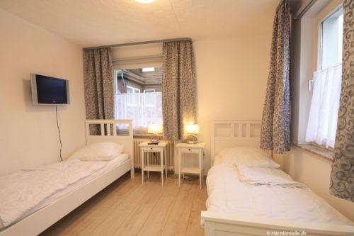 Schlafzimmer 4 (2. Ebene) - Gruppenhaus Heine