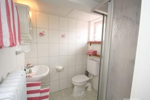 Badezimmer – Ferienhaus Amselnest