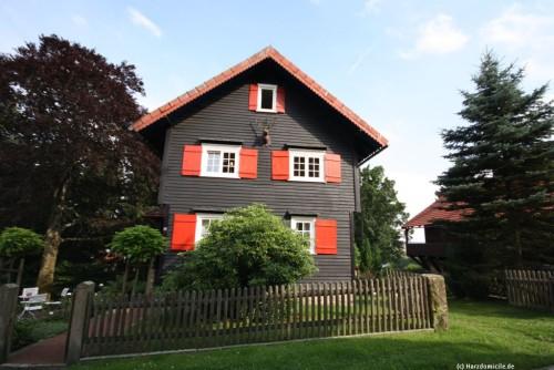 Außenansicht – Ferienhaus Braunlage