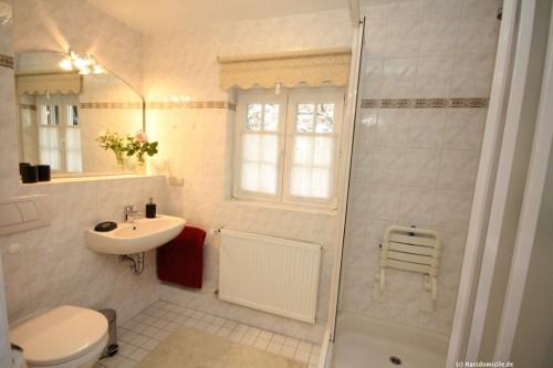 Badezimmer – Ferienhaus Braunlage