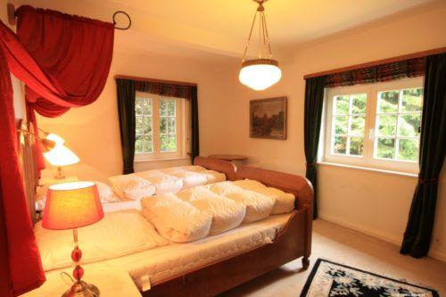 Schlafzimmer 1 – Ferienhaus Braunlage