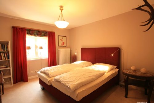 Schlafzimmer 2 – Ferienhaus Braunlage