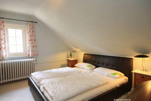 Schlafzimmer 4 – Ferienhaus Braunlage