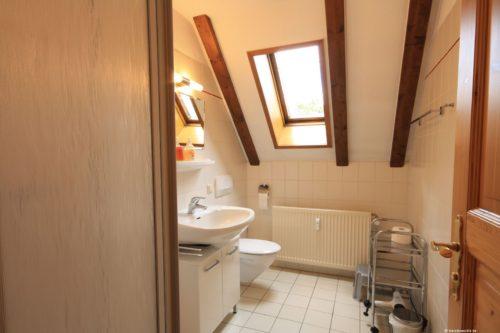 Badezimmer – Ferienwohnung Bergrose