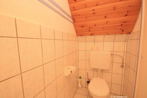 Badezimmer – Apartment Morgentau